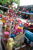 Feria Ecologica de San Miguelito, Escuela Republica Arabe de Egipto; Panama.