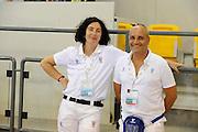 DESCRIZIONE : Ortona Giochi del Mediterraneo 2009 Mediterranean Games Italia Italy Albania Preliminary Women<br /> GIOCATORE : Palombarini Marco Gatta<br /> SQUADRA : Nazionale Italiana Femminile<br /> EVENTO : Ortona Giochi del Mediterraneo 2009<br /> GARA : Italia Italy Albania<br /> DATA : 28/06/2009<br /> CATEGORIA : ritratto<br /> SPORT : Pallacanestro<br /> AUTORE : Agenzia Ciamillo-Castoria/G.Ciamillo