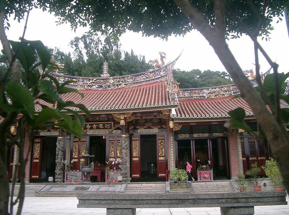Jiannan Temple