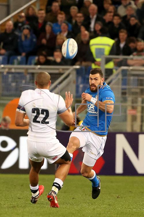 Roma 04/02/2018 Stadio Olimpico<br /> Natwest 6 nations Italia vs Inghilterra<br /> Jayden Hayward
