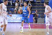 17 Agosto 2013 Torneo di Anversa Belgio<br /> ITALIA vs BELGIO : DIENER TRAVIS<br /> Foto Ciamillo