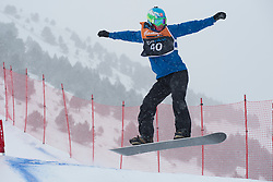 HLAVINA Marek, Snowboarder Cross, 2015 IPC Snowboarding World Championships, La Molina, Spain