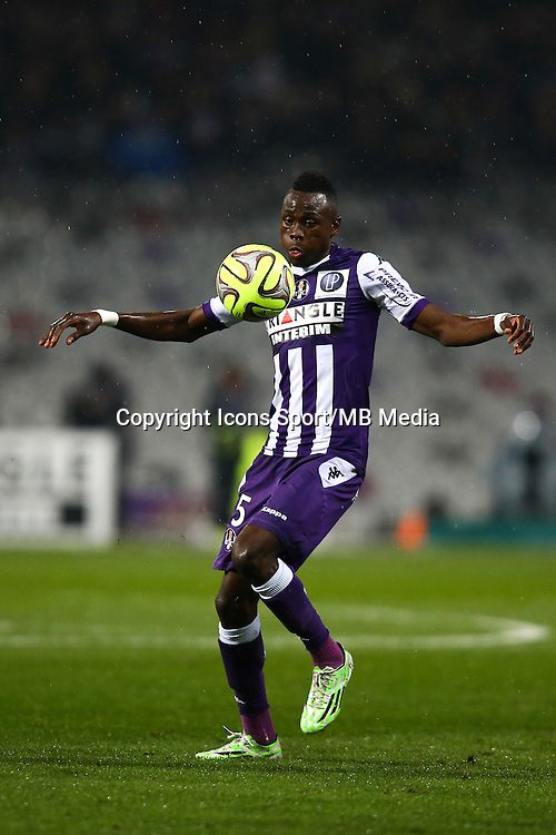 Issiaga Sylla - 05.12.2014 - Toulouse / Monaco - 17eme journee de Ligue 1 -<br />