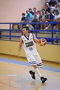 DESCRIZIONE : Varallo Torneo di Varallo Lega A 2011-12 Banco di Sardegna Sassari Cimberio Varese<br /> GIOCATORE : Travis Diener<br /> CATEGORIA :  Palleggio<br /> SQUADRA : Banco di Sardegna Sassari<br /> EVENTO : Campionato Lega A 2011-2012<br /> GARA : Banco di Sardegna Sassari Cimberio Varese<br /> DATA : 10/09/2011<br /> SPORT : Pallacanestro<br /> AUTORE : Agenzia Ciamillo-Castoria/A.Dealberto<br /> Galleria : Lega Basket A 2011-2012<br /> Fotonotizia : Varallo Torneo di Varallo Lega A 2011-12 Banco di Sardegna Sassari Cimberio Varese<br /> Predefinita :