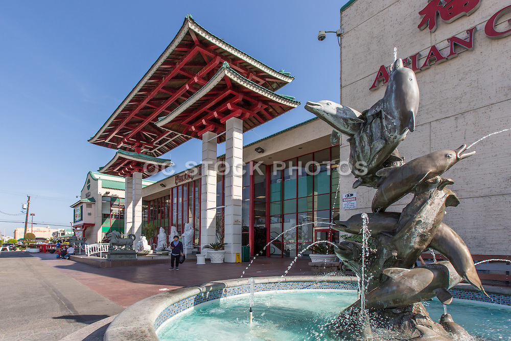 Asian Garden Mall in Westminster