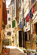 Rovinj (Rovigno) is a city in Croatia situated on the north Adriatic Sea