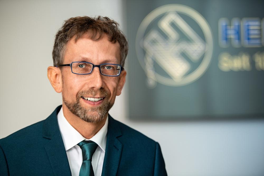 Geschäftsführer Dr. med. Kai Schleenhain, Hennig Arzneimittel, seit 1898.