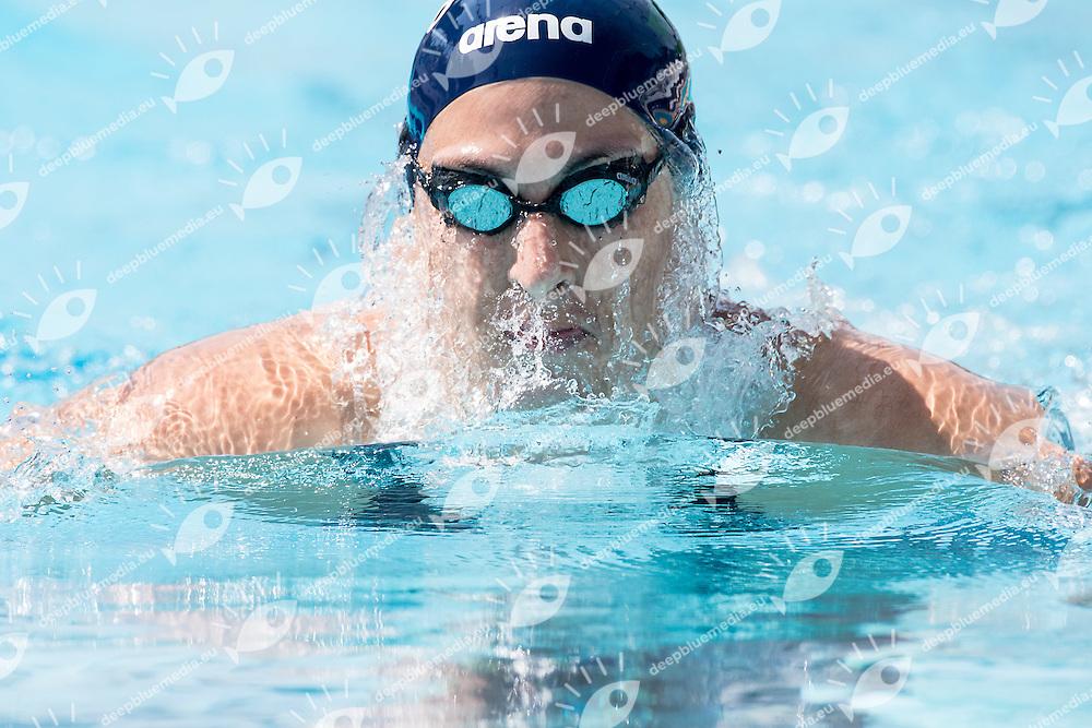 CELLI Elisa ITA Centro Sportivo Esercito<br /> 200 breaststroke women<br /> Stadio del Nuoto, Roma<br /> day 03 26-06-2016<br /> Nuoto 53mo Trofeo Settecolli 2016 Clear Internazionali d'Italia<br /> <br /> Photo Giorgio Scala/Deepbluemedia/Insidefoto