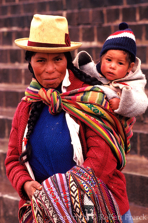 PERU, FESTIVALS Corpus Christi Festival in Cuzco, Procession in Plaza de Armas,