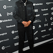 AJ Tracey Arrivers at AIM Independent Music Awards at the Roundhouse on 3 September 2019, Camden Town, London, UK.