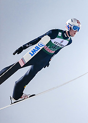 February 8, 2019 - Lahti, Finland - Daniel-André Tande competes during FIS Ski Jumping World Cup Large Hill Individual Qualification at Lahti Ski Games in Lahti, Finland on 8 February 2019. (Credit Image: © Antti Yrjonen/NurPhoto via ZUMA Press)