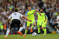 LONDON, ENGLAND - MAY 14:LONDON, ENGLAND - MAY 14:Derby's Tom Lawrence tries to attack