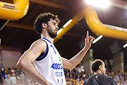 Delusione Vitali Luca, GERMANI BASKET BRESCIA vs EA7 EMPORIO ARMANI OLIMPIA MILANO, 27^ giornata Campionato Lega Basket Serie A, PalaGeorge Montichiari (BS) 22 aprile 2018 - FOTO Bertani/Ciamillo