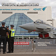 20150915-DSEI Exhibition - defence and security