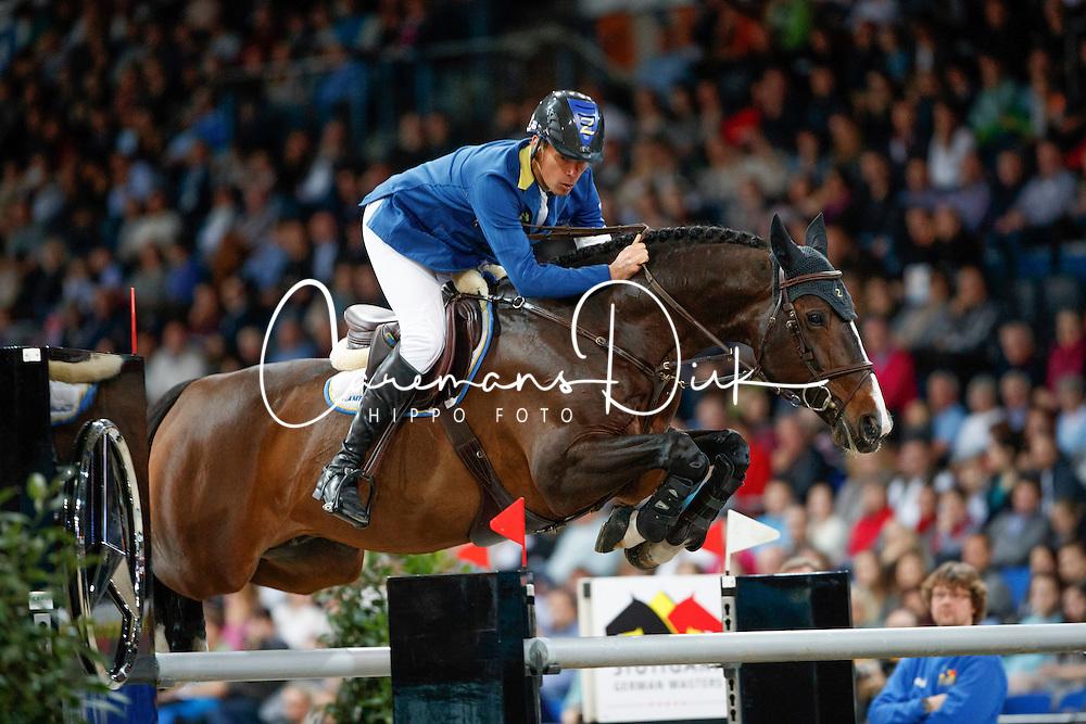 Ahlmann Christian, (GER), Taloubet Z<br /> Mercedes German Masters - Stuttgart 2016<br /> © Hippo Foto - Stefan Lafrentz<br /> 20/11/16