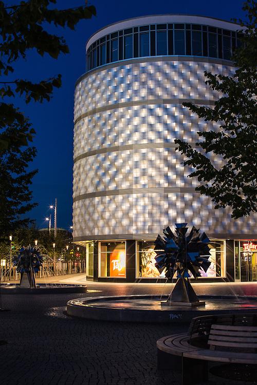 Höfe am Brühl , Nutzer: Höfe am Brühl , Architekt: Grüntuch Ernst , Fertigstellung: 2012 , freie Arbeit
