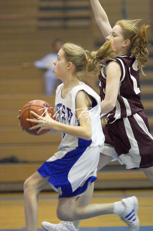 Wetsel Girls Basketball.vs Luray.First Period.January 4, 2004