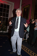 JAMES HUGHES-ONSLOW, Literary Review  40th anniversary party and Bad Sex Awards,  In & Out Club, 4 St James's Square. London. 2 December 2019