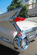 Vintage car, Cadillac Eldorado 1950's Tail fin