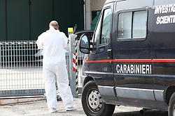 SCIENTIFICA CARABINIERI<br /> OMICIDIO COPPARO CINZIA FUSI NEGOZIO SPENDIBENE SAVERIO CERVELLATI