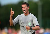 Fussball 1. Bundesliga:  Saison  Vorbereitung 2012/2013     Testspiel: Bayer 04 Leverkusen - FC Augsburg  25.07.2012 Schiedsrichter Robert Kempter
