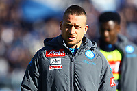 Atalanta-Napoli - Serie A 2017-18 - 21a giornata - Nella foto: Emanuele Giaccherini - Napoli