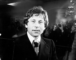 Apr 15, 1977; Paris, France; Film director and actor ROMAN POLANSKI (b. 8/18/1933) was exiled from the United States after trying to flee from incarceration, and was the husband of actress Sharon Tate when she was brutally murdered by the Manson Family..  (Credit Image: © Keystone Press Agency/Keystone USA via ZUMAPRESS.com)