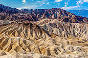 Zabriskie Point at Death Valley National Park
