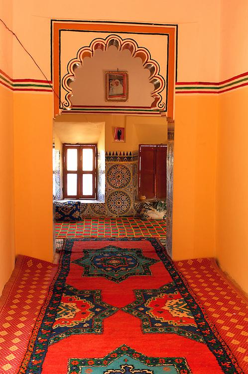 Kasbah Asslim, Hotel, Agdz, Morocco