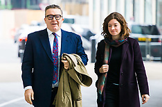 2018-03-25 SWNS - Labour deputy Leader Tom Watson at BBC for Andrew Marr Show