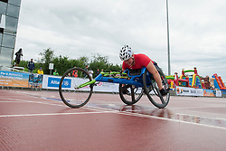 06/08/2017; Mussinelli, Licia, T54, SUI at 2017 World Para Athletics Junior Championships, Nottwil, Switzerland