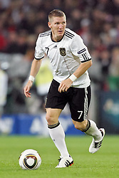 07.09.2010, Rhein Energie Stadion, Koeln, GER, UEFA 2012 Qualifier, Deutschland vs. Aserbaidschan, im Bild Bastian Schweinsteiger (Deutschland #7, Muenchen)  EXPA Pictures © 2010, PhotoCredit: EXPA/ nph/  Mueller +++++ ATTENTION - OUT OF GER +++++