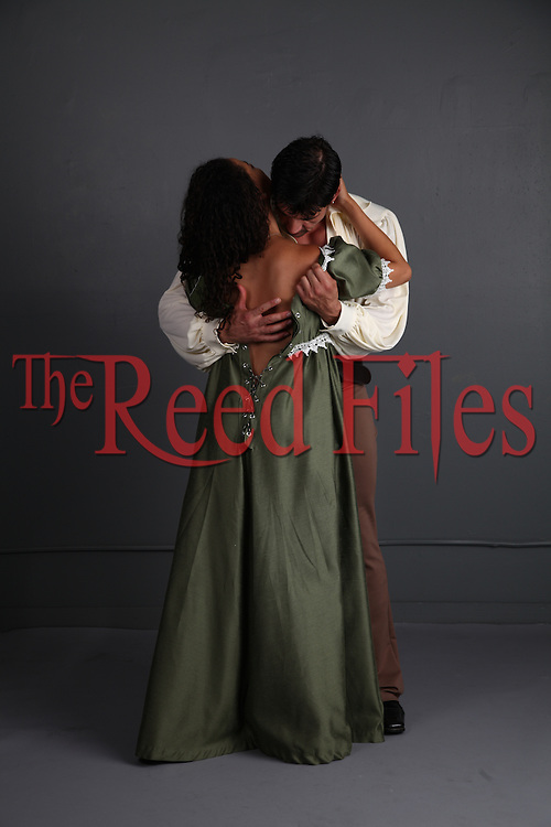 The Reed Files: Historical Couple