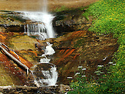 Munising Falls, Pictured Rocks, Michigan's Upper Peninsula