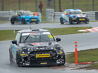 #126 Luke READE MINI JCW  during MINI Challenge – JCW  as part of the British GT and BRDC British F3 Championship at Oulton Park, Little Budworth, Cheshire, United Kingdom. April 02 2018. World Copyright Peter Taylor/PSP.