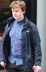 Manchester UK 04.07.2017 Suspected Hacker Jake Chappell of 33 Curtis Road Heaton Moore,Stockport DOB  13.07.1998 appears at Manchester Magistrates court.  Chappell is charged with  A number of denial of services  attacks on companies such as  BT, O2, Natwest Netflix, Amazon, Virgin Media, National Crime Agency<br /> <br /> ID By Photographer in the dock
