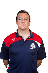 Bristol Rugby Academy Manager Mike Hall - Rogan Thomson/JMP - 22/08/2016 - RUGBY UNION - Clifton Rugby Club - Bristol, England - Bristol Rugby Media Day 2016/17.