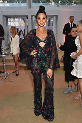 Alesha Dixon at the Glamour Women of The Year Awards 2017 in association with Next held in Berkeley Square Gardens, London England. 6 June 2017.