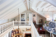Dormer space, Private Residence, East Hampton