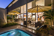 Phoenix, Arizona modern twilight real estate photographer