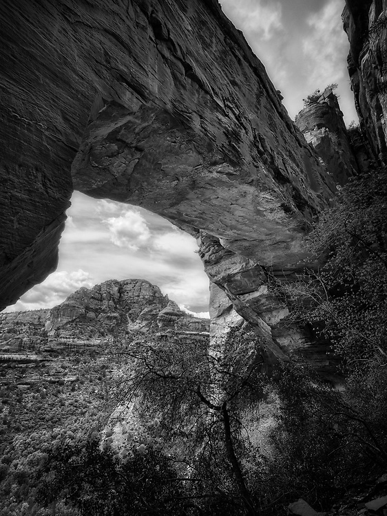 Fay Canyon Arch, Sedona, Arizona