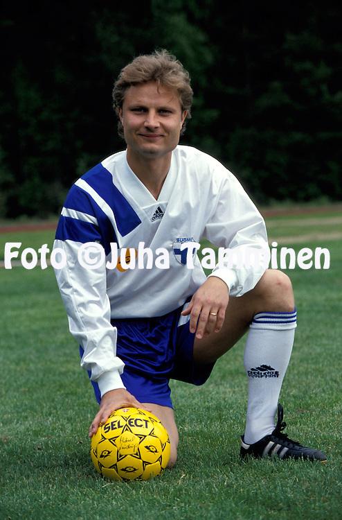 01.06.1994, Eerikkil?.Erkka Pet?j? - Finland.©Juha Tamminen