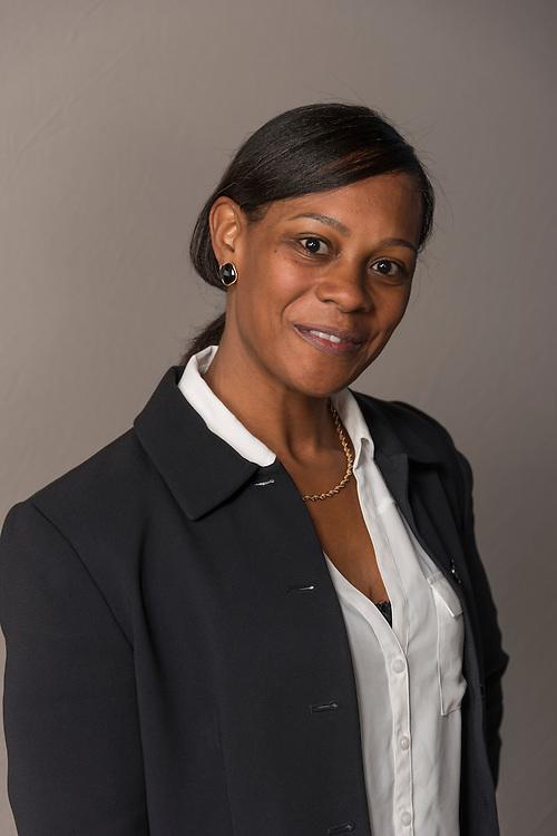 Kameta Robertson as photographed for the Texas Apartment Association