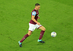 James Chester of Aston Villa - Mandatory by-line: Paul Roberts/JMP - 12/09/2017 - FOOTBALL - Villa Park - Birmingham, England - Aston Villa v Middlesbrough - Skybet Championship