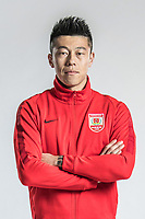 **EXCLUSIVE**Portrait of Chinese soccer player Yu Rui of Changchun Yatai F.C. for the 2018 Chinese Football Association Super League, in Wuhan city, central China's Hubei province, 22 February 2018.