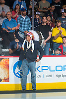 REGINA, SK - MAY 25: Saskatchewan First Nation Chief at the Brandt Centre on May 25, 2018 in Regina, Canada. (Photo by Marissa Baecker/CHL Images)