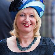NLD/Den Haag/20130917 -  Prinsjesdag 2013, Minister van Onderwijs, Cultuur en Wetenschap Jet Bussemaker met