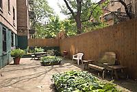 Garden at 150 West 79th St
