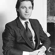 Peter Lieberson, classical music composer, commissioned by the Boston Symphony Orchester 1982