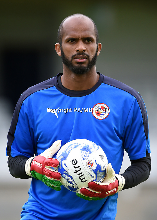 Ali Al-Habsi, Reading goalkeeper